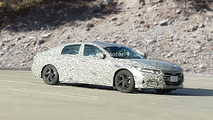 Honda Accord Spy Photos