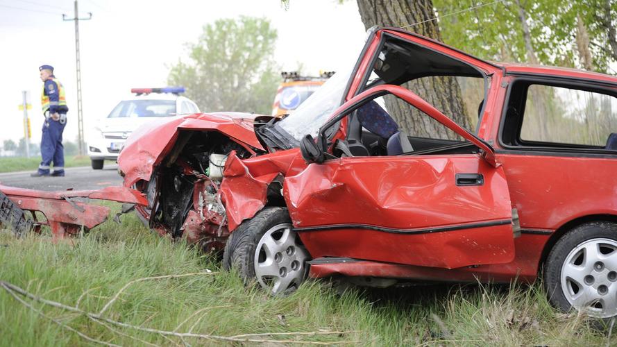Egy év alatt 37.2%-kal csökkent az ittasan okozott balesetek aránya