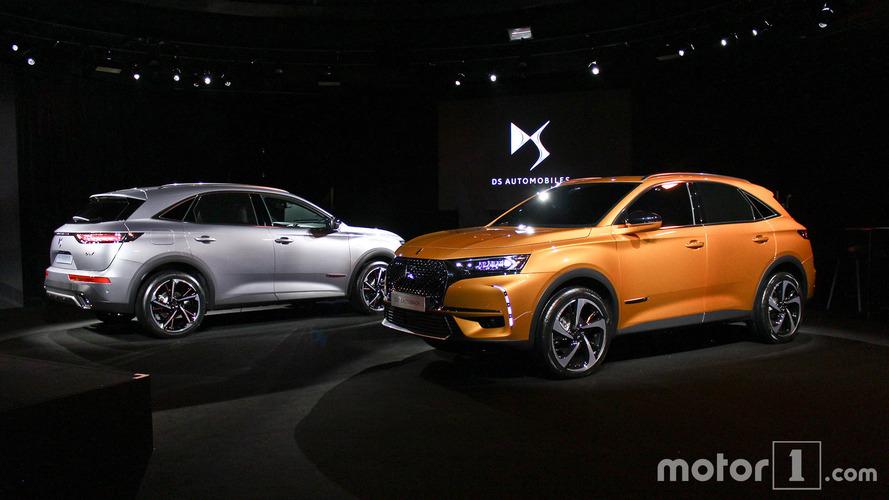 DS 7 Crossback - Todos os detalhes e fotos ao vivo da apresentação do novo SUV francês