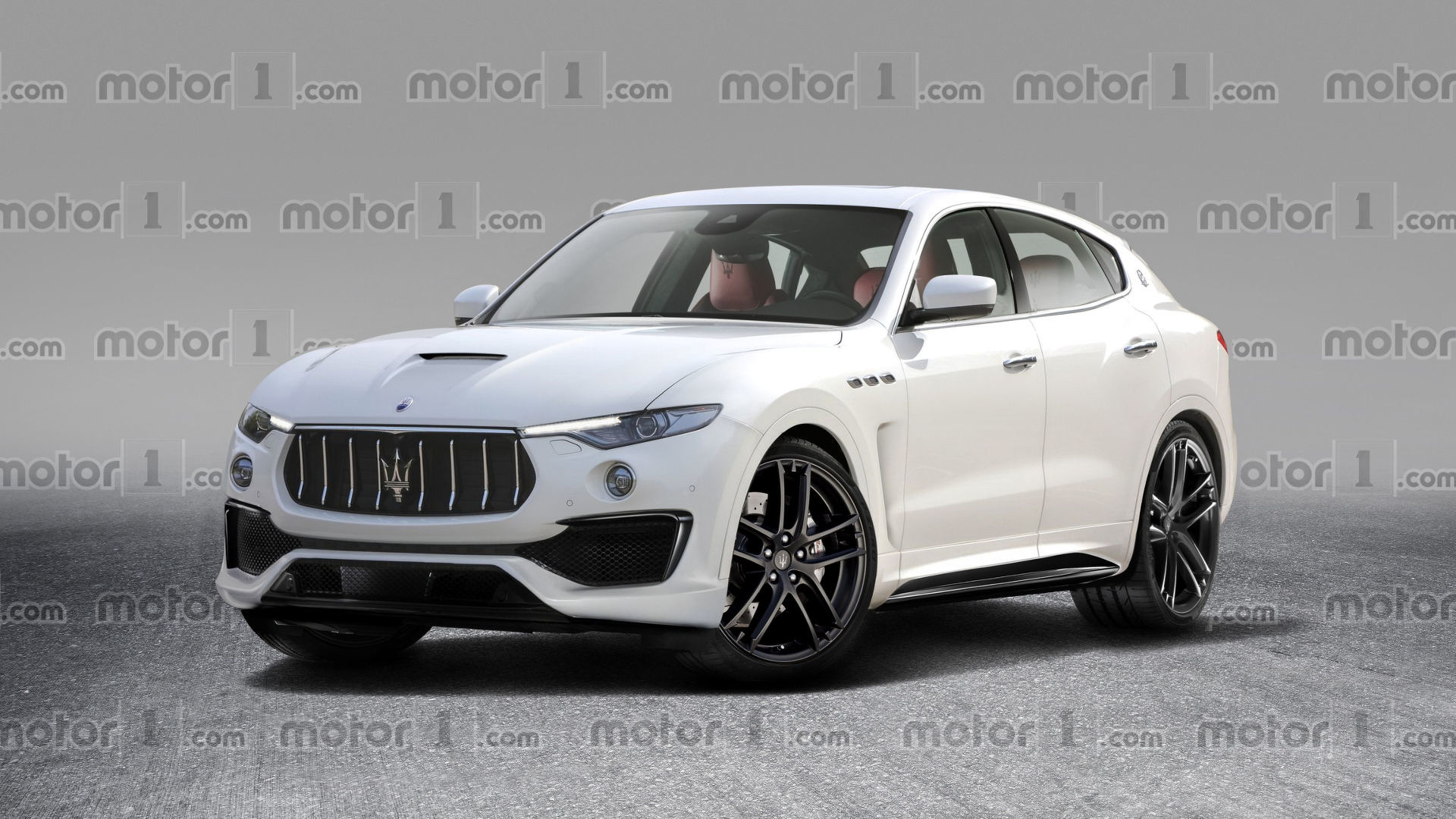 Maserati Levante Gts Render Is The Suv Ferrari Won T Do