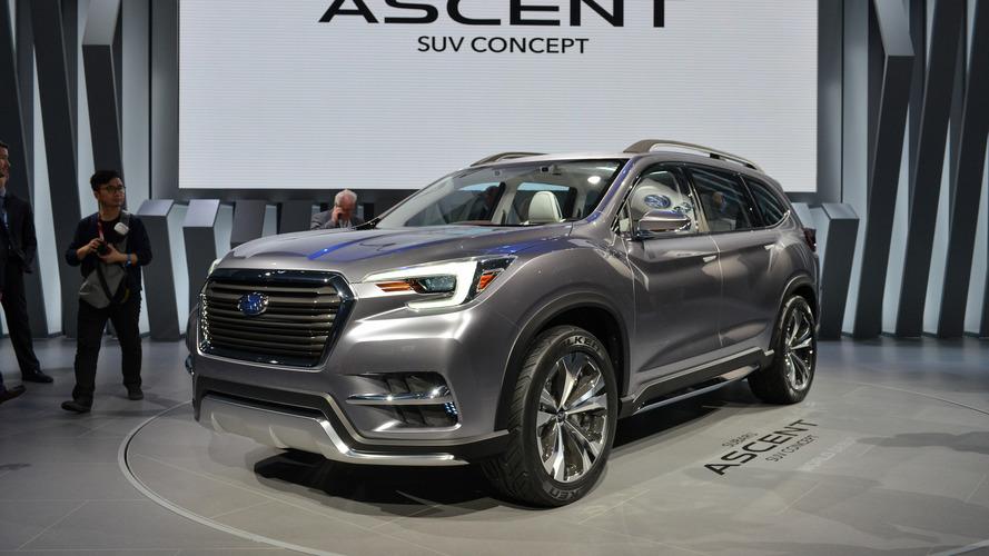Hétüléses SUV-val támadna fel a Subaru