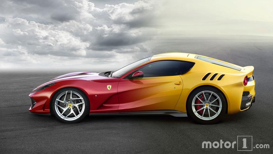Ferrari 812 Superfast ve F12tdf 'i karşılaştıralım