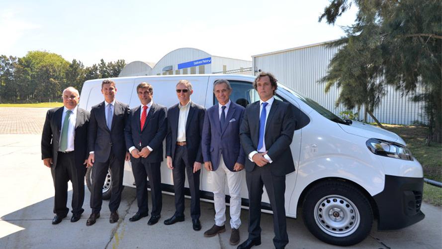 PSA va produire des Citroën Jumpy et des Peugeot Expert en Uruguay