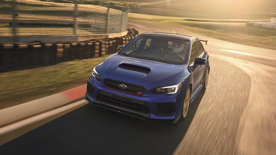 Subaru WRX STI Type RA: menos peso, más potencia