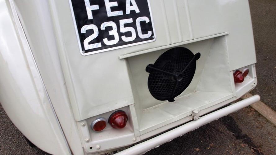 2CV Sahara 1965