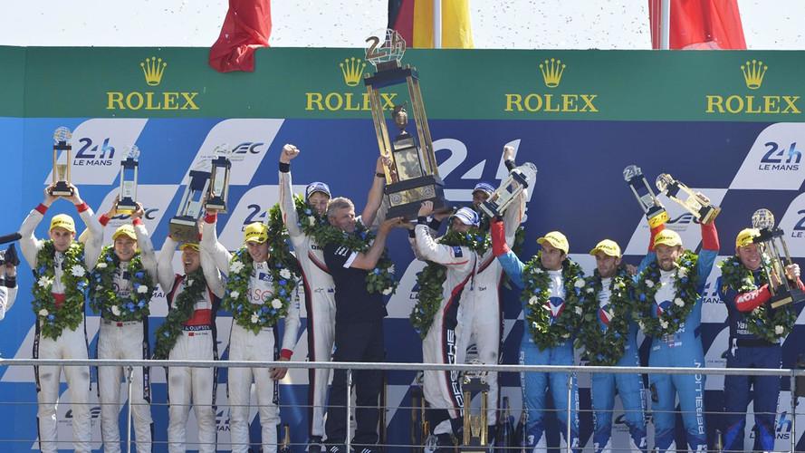 Así fue la victoria de Porsche en las 24 Horas de Le Mans 2017