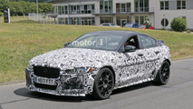 Hardcore Jaguar XE prototype spy photos