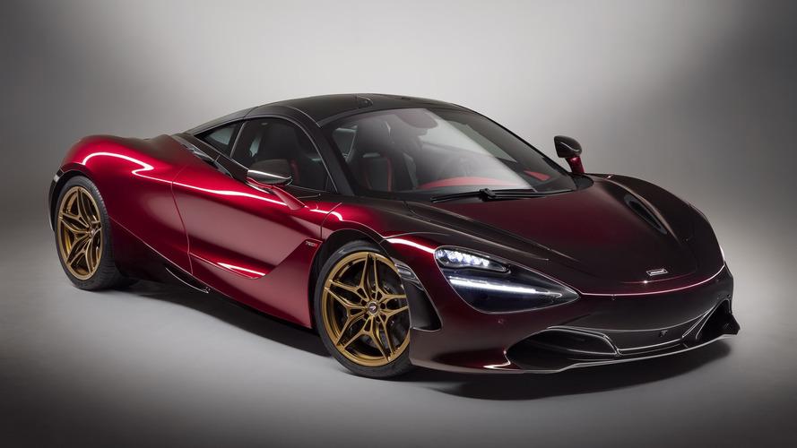 McLaren 720S Velocity - MSO