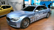 BMW 7 Series Hybrid and X6 Hybrid confirmed for 2009 release