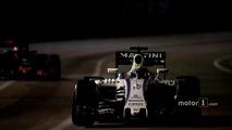 Massa column: Battling through Williams' most feared track