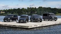 Volkswagen Commercial Vehicles Range