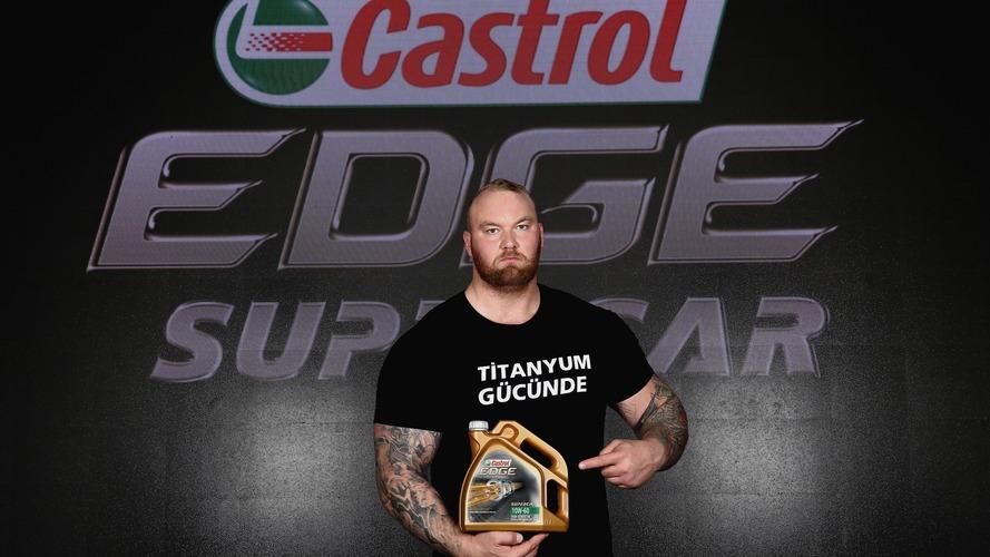 Castrol EDGE Supercar, gücünü 'The Mountain' ile sergiledi