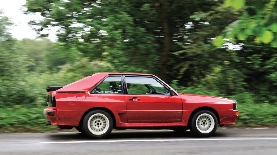 1986 Audi Sport quattro, 536 bin dolara satıldı