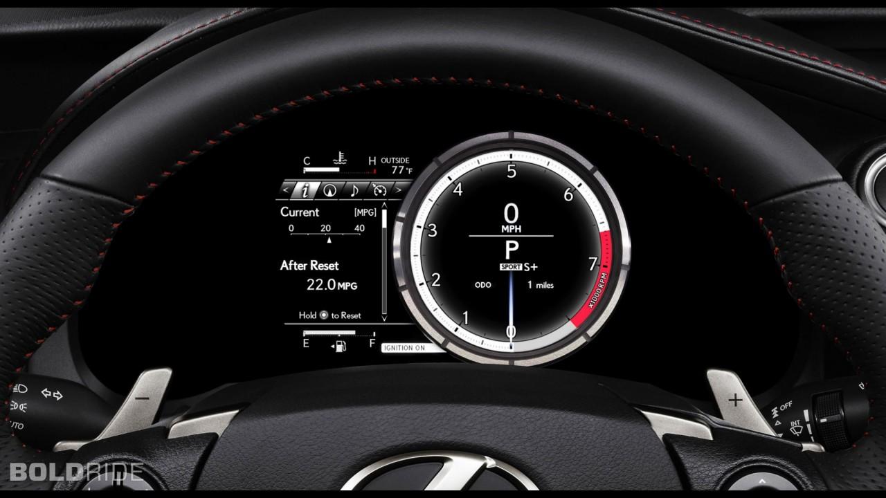 Lexus IS 250 F Sport