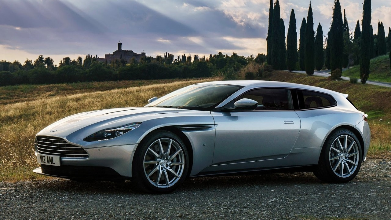Aston Martin DB11 Shooting Brake render
