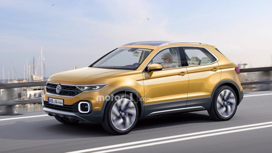 Novo Volkswagen T-Cross nacional chega no 2º semestre de 2018