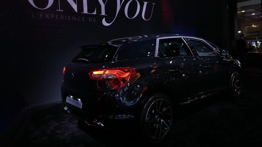 2016 DS5 Paris Otomobil Fuarı