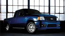 Ford Ranger STX 2005 - front