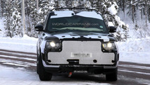 2013 Land Rover Range Rover spy photo 13.2.2011