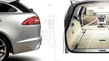 2013 Jaguar XF Sportbrake image leaks online