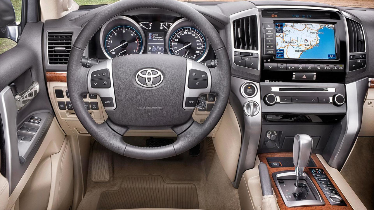 2013 Toyota Land Cruiser (US / Euro-spec) - 06.1.2012