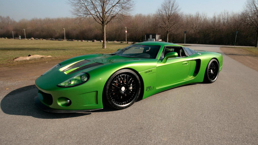 CustomGT supercar by CCG Automotive