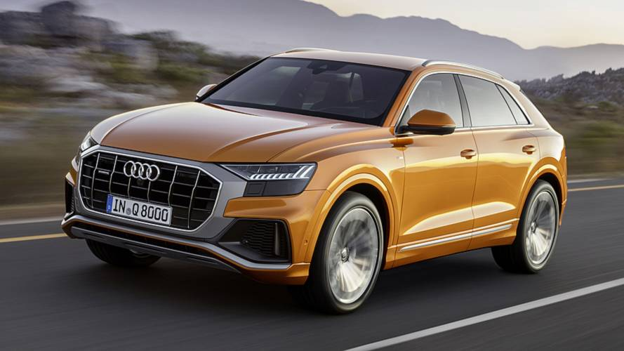 2019 Audi Q8 50 TDI First Drive: I Can Feel Your Halo