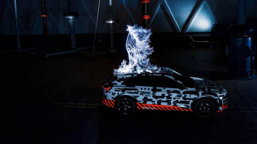 Audi, 800.000 auto elettrificate nel 2025