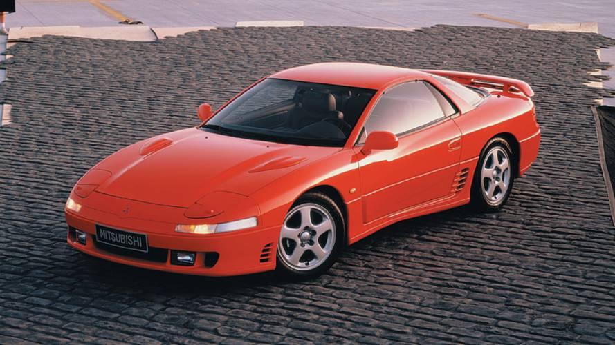 Mitsubishi 3000 GT, storia di un genio incompreso