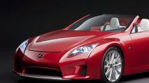 Lexus LF-A Roadster