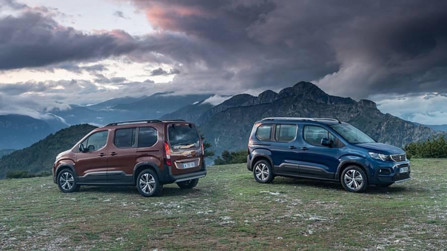 Peugeot Rifter 2018, un turismo con alma de SUV y monovolumen