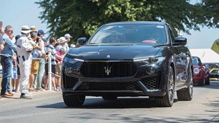 Maserati Levante Gets New Entry-Level V6