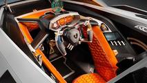 Lamborghini Egoista Concept 12.05.2013