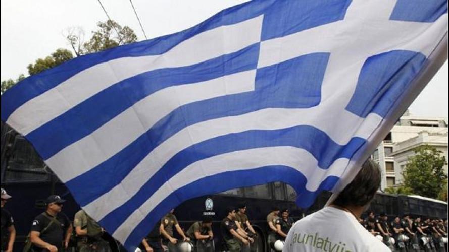 Grexit, i pericoli per il mondo dell'auto