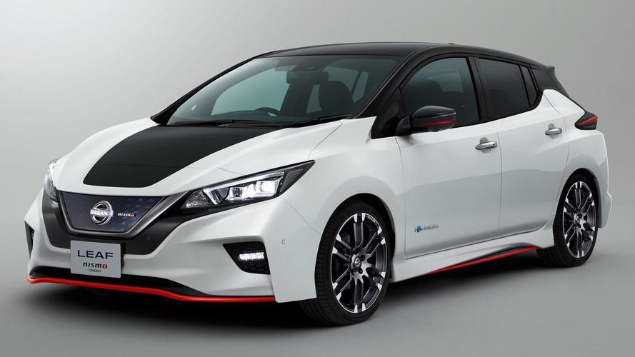 Nissan Leaf Nismo - La GTI électrique !