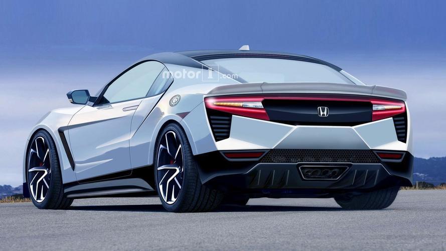Honda S2000 2019: el render que deseamos que se haga realidad