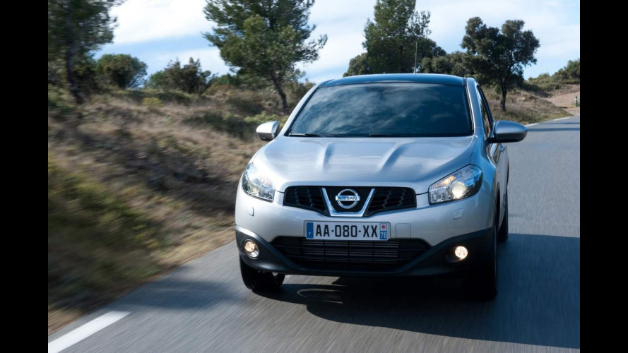 Nuova Nissan Qashqai a caccia del bis