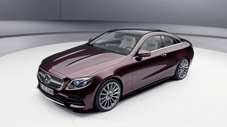 Új motort és 48-voltos rendszert kap a Mercedes-Benz E-osztály