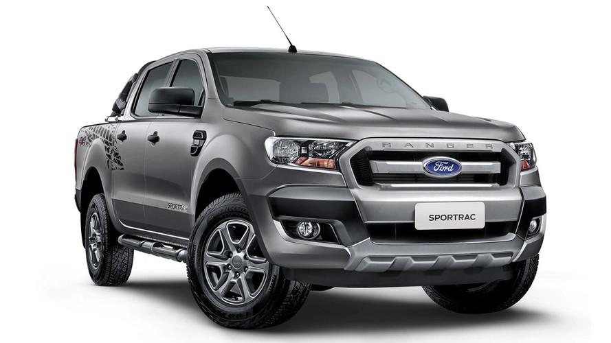 Ford Ranger Sportrac chega por R$ 159.990 - Veja preços da linha 2018