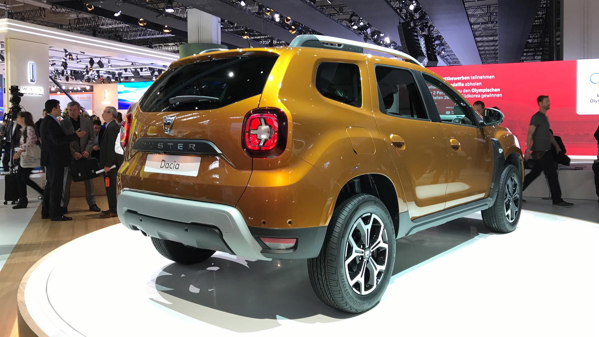 100 renault duster 2018 video 2018 dacia duster is for Interieur duster 2018