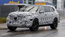 2019 Mercedes GLS casus fotolar