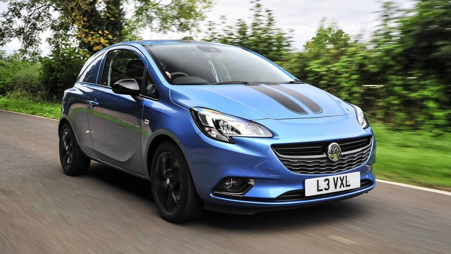 Vauxhall gives Corsavan sporting pretensions