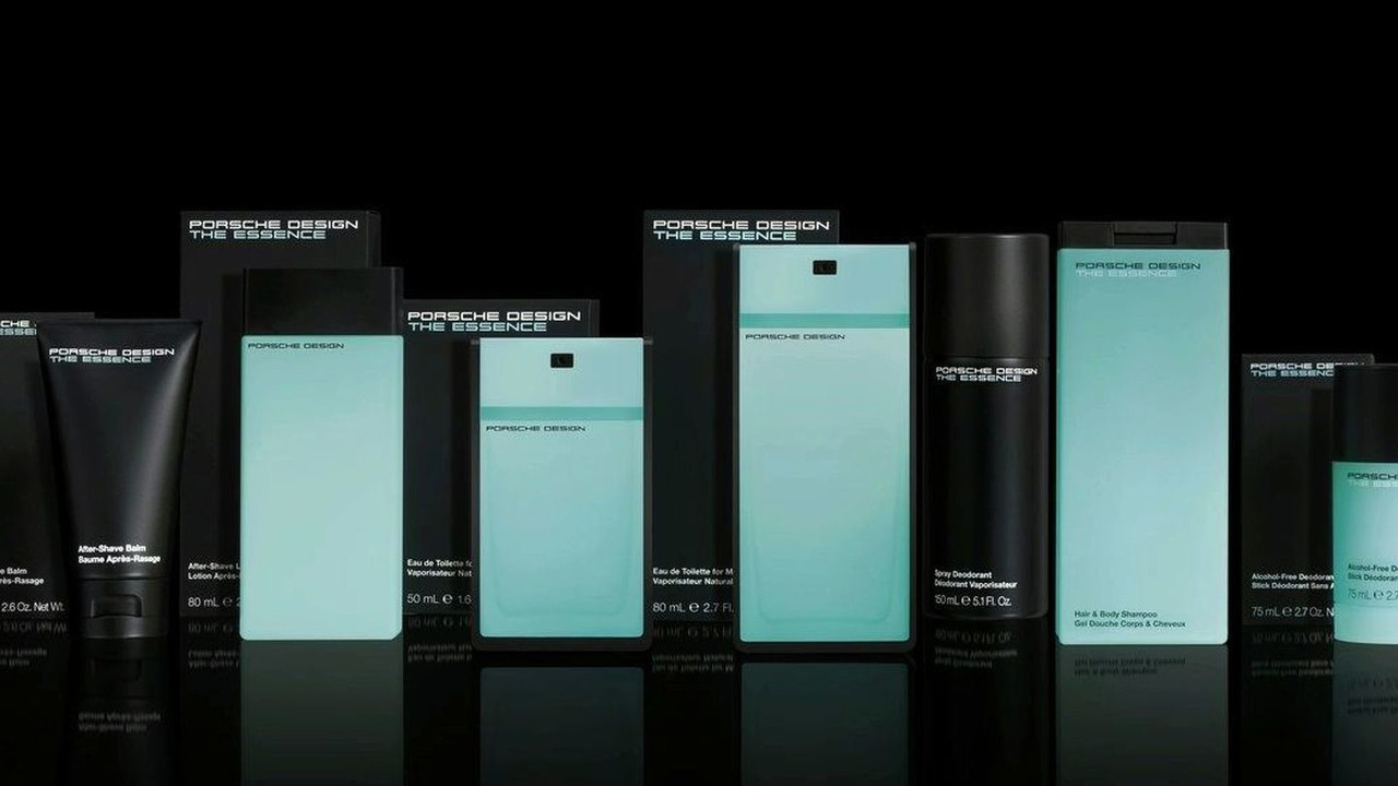 Porsche Design fragrances