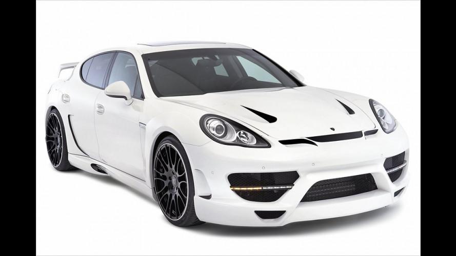 Veredelung für den Porsche Panamera