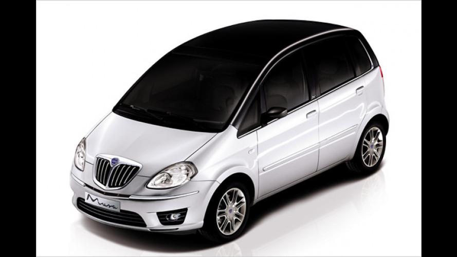Neues von Lancia auf der IAA 2009