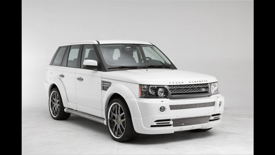 Breiter Arden: Range Rover Sport wird zum AR 6 Stronger
