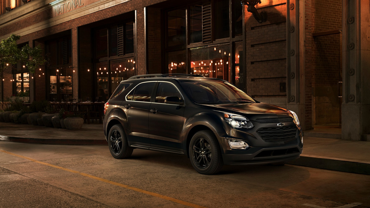 2017 Chevrolet Equinox Midnight Edition