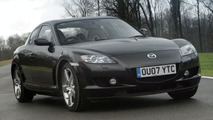 Mazda MX-5 Zsport and RX-8 Kuro Special Editions (UK)