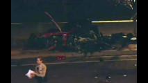 Paul Walker, immagini dell'incidente mortale