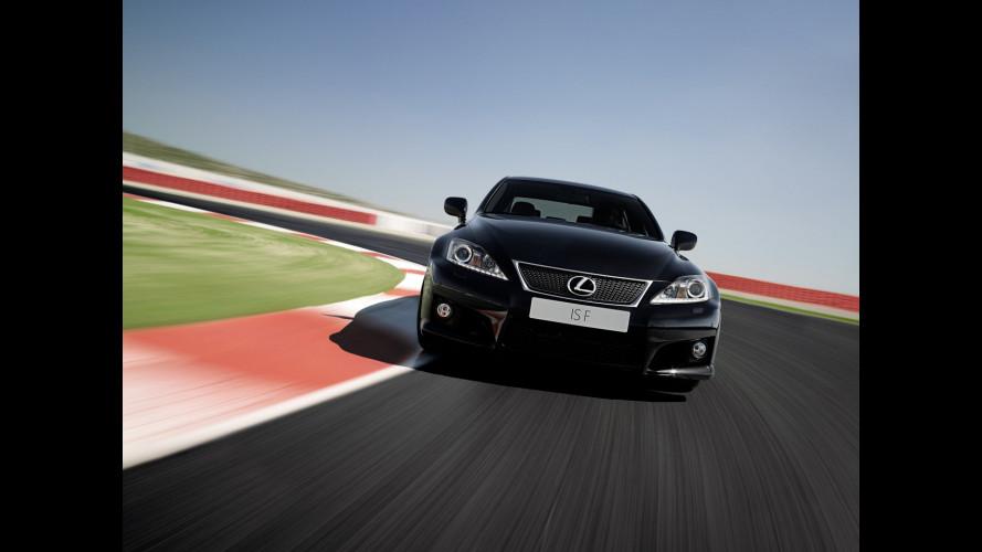 Lexus IS model year 2011